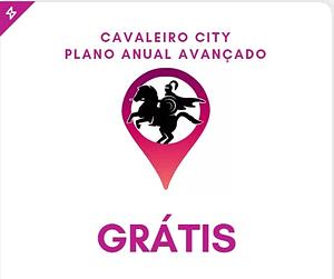 Cavaleiro City Plano de Anúncio Anual Avançado Grátis