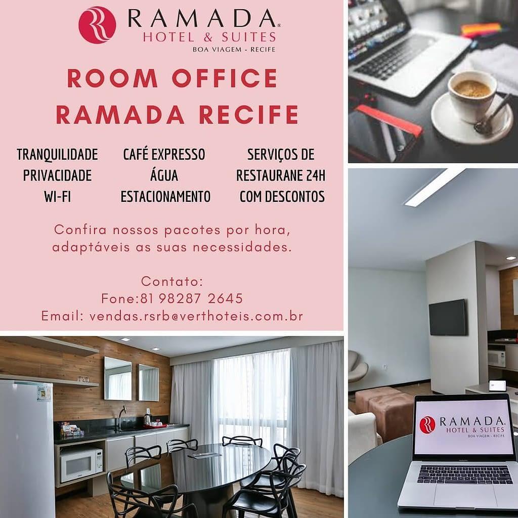 Ramada Hotel Suites Recife 1