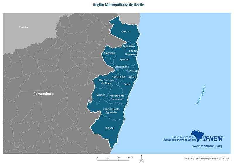 Regiao Metropolitana do Recife