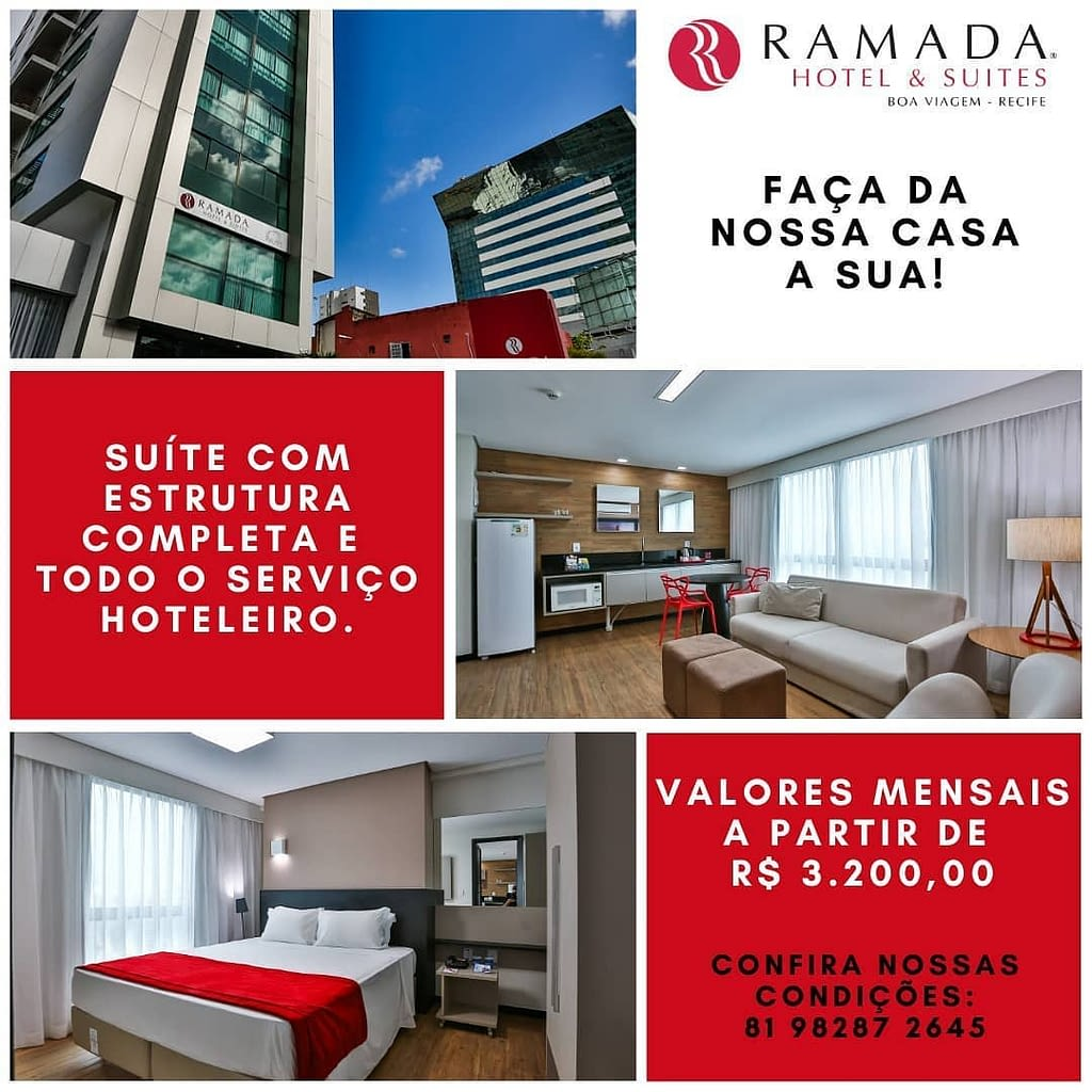 Ramada Hotel Suites Recife 2