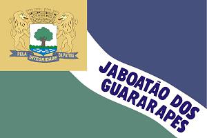 Bandeira de Jaboatao dos Guararapes - PE